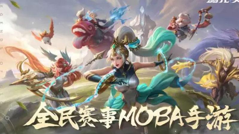 Tựa game MOBA được ví như Liên Quân 'sinh sau, đẻ muộn' khai mở, dân mạng đua nhau ném đá