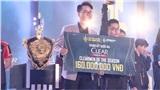Lai Bâng giành được danh hiệu MVP ĐTDV mùa đông 2020, ẵm về tổng cộng 160 triệu VNĐ tiền thưởng