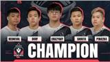 SYG xuất sắc lên ngôi vô địch VALORANT Vietnam Allstar Battle với sự tỏa sáng của crazyguy