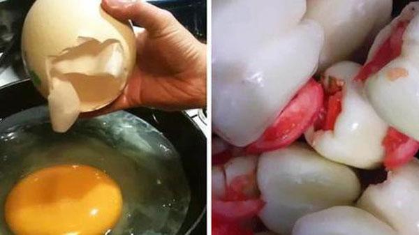 Những bức ảnh đồ ăn 'bị nguyền rủa' sẽ khiến bạn phải giật mình nhìn lại, trông vậy mà không phải vậy