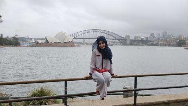 Người phụ nữ lập kỉ lục đi vòng quanh thế giới trong 3 ngày