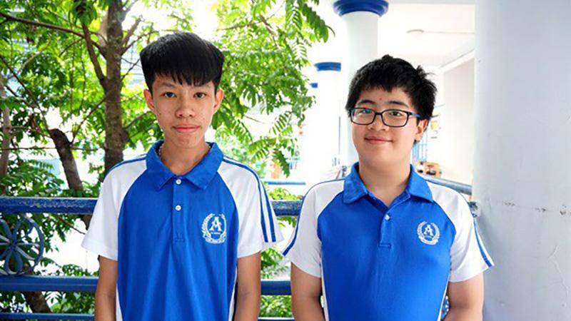 Lần đầu tiên Việt Nam có đại diện thi Olympic Toán quốc tế là học sinh lớp 10