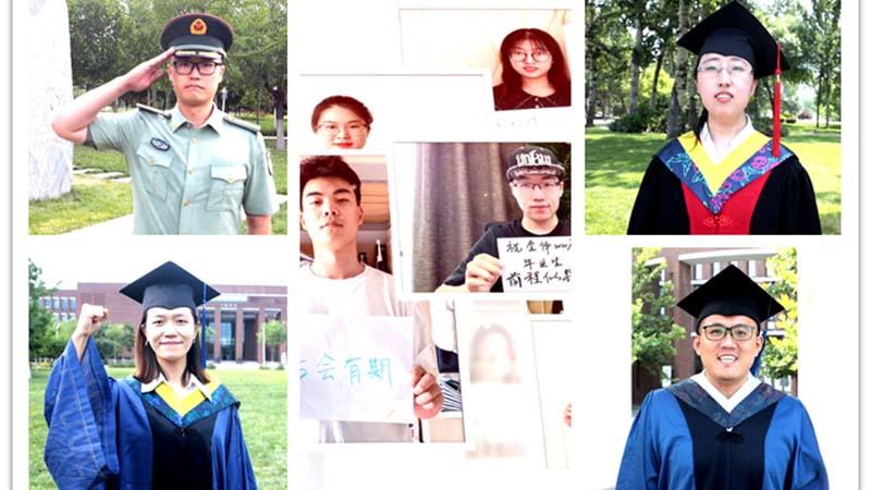 Trường đại học livestream lễ tốt nghiệp cho sinh viên