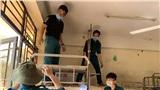 Thừa Thiên Huế cách ly 92 sinh viên học Giáo dục Quốc phòng