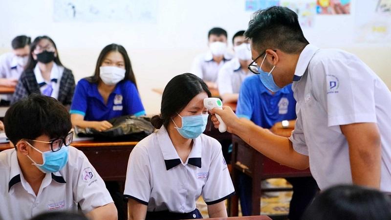 Phú Yên đổi toàn bộ người coi thi tốt nghiệp THPT đến từ Đà Nẵng