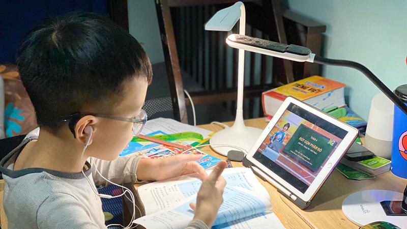 Dự thảo 3 hình thức giáo dục trực tuyến của Bộ GD-ĐT