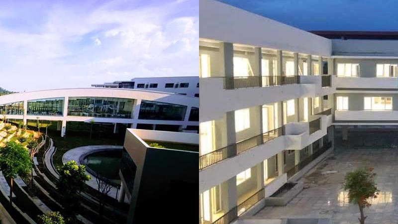 Choáng ngợp trước 2 ngôi trường chuyên đẹp như resort, khung cảnh lung linh hút mọi ánh nhìn