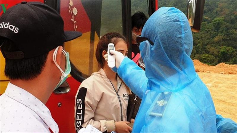 Quảng Bình: Học sinh, sinh viên Lào sẽ được xét nghiệm Covid-19