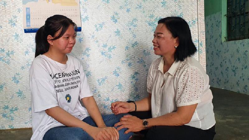 Em gái 'thanh niên hiến giác mạc ở tuổi 22' được tuyển thẳng 3 trường ĐH, thủ khoa khối C Phú Yênvới 28,5 điểm