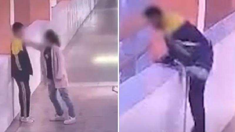 Trung Quốc: Xấu hổ khi bị mẹ tát trước mặt các bạn, cậu bé nhảy lầu tự tử