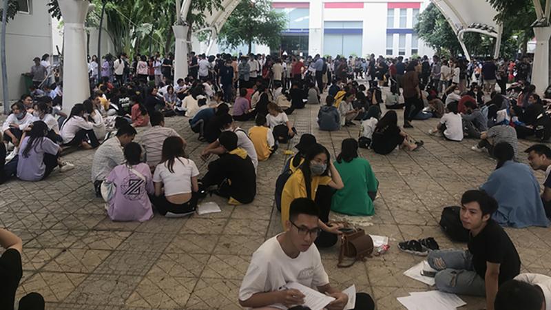 Vụ 'tuyển sinh sớm' đợt 2 của Đại học Thăng Long: Hiệu trưởng lên tiếng thừa nhận sai sót