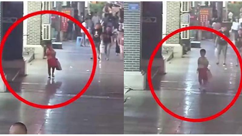 Trung Quốc: Bị bố mẹ chê học kém bé gái bỏ nhà đi