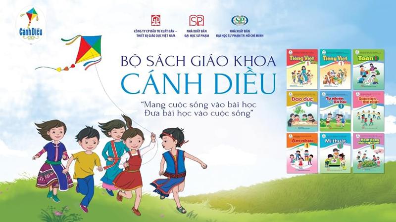 4 tiêu chí chỉnh sửa sách giáo khoa Tiếng Việt 1, bộ Cánh Diều
