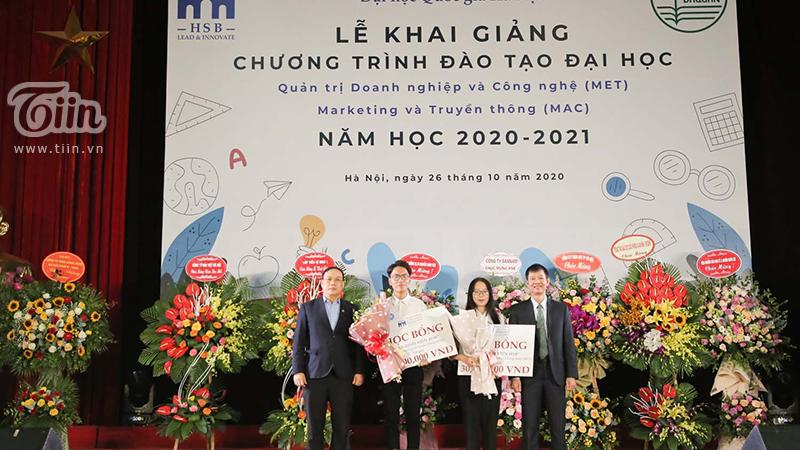 ĐH Quốc gia Hà Nội khai giảng các khóa cử nhân phục vụ cuộc cách mạng 4.0