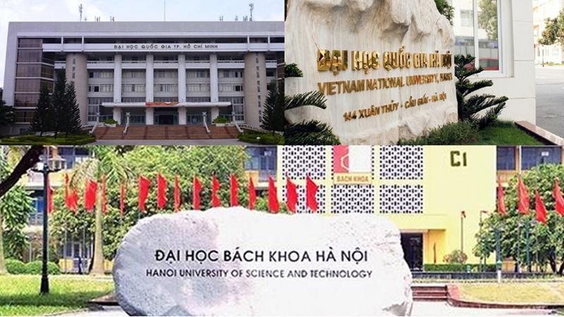 3 trường Đại học của Việt Nam lọt top Đại học tốt nhất thế giới năm 2021