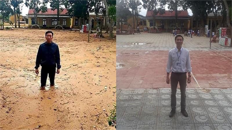 Sau cơn mưa trời lại sáng: Một mét lớp bùn đất đã được dọn dẹp sạch sẽ chờ ngàn học sinh quay trở lại
