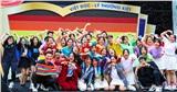 Trường THPT Việt Đức lần đầu tiên tổ chức cuộc thi nhảy HIT THE DANCE