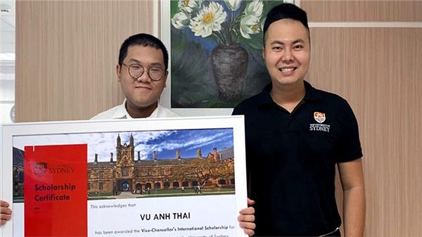 Nam sinh trường Chuyên Hà Nội -Amsterdam giành học bổng 670 triệu của Úc với điểm ACT tuyệt đối