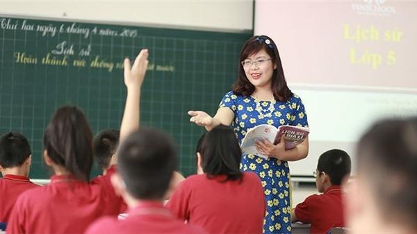 Tăng tuổi nghỉ hưu chính thức của giáo viên từ năm 2021