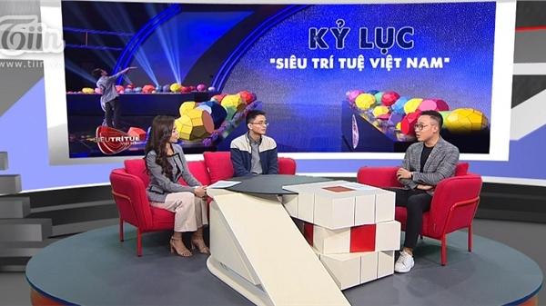 Đỗ Thành Đạt 'Siêu trí tuệ Việt Nam' tự nhận hay quên, tiết lộ loạt bí mật 'động trời'