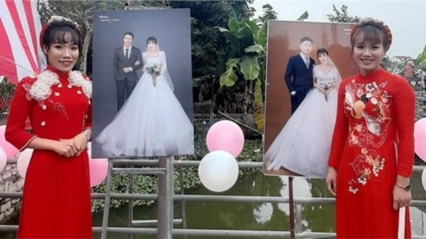 Xôn xao cặp chị em xứ Nghệ tổ chức chung đám cưới, phát biểu đưa cô dâu về nhà chồng phải 'kính thưa 3 họ'