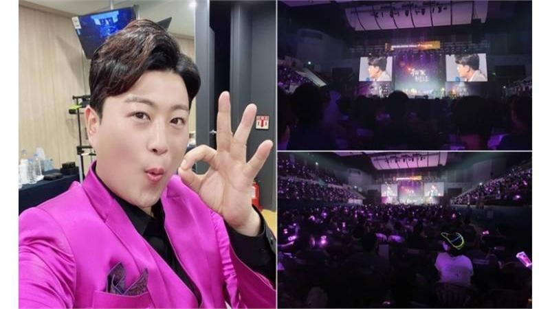 Tổ chức fan meeting giữa đại dịch: hành động bị chê trách dữ dội của ca sĩ Hàn