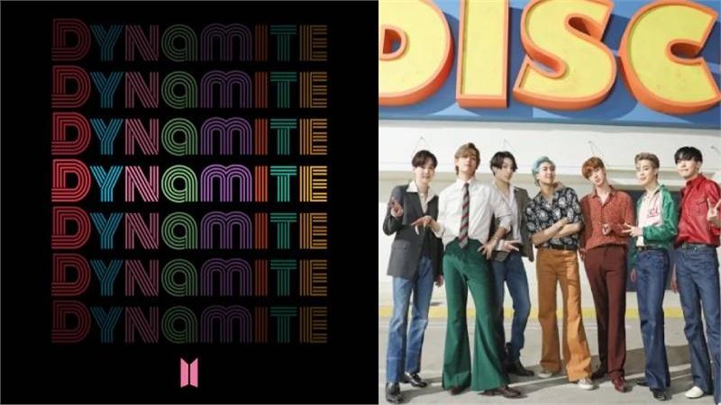 Hậu No.1 Hot 100 Billboard, BTS tung thêm 4 bản remix cho series Dynamite