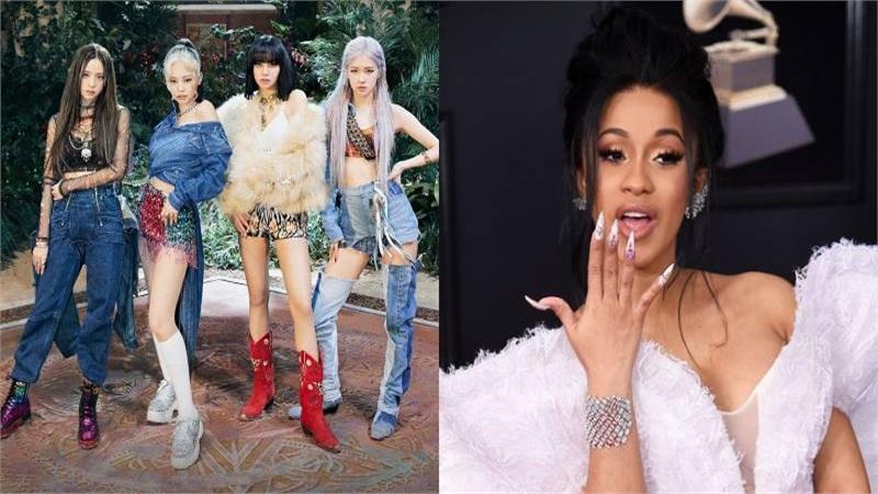 Bằng chứng cho thấy Cardi B sẽ góp mặt trong album The Album của Black Pink