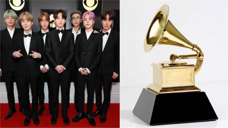 7 hạng mục Grammy mà BTS được xác nhận đã nộp hồ sơ