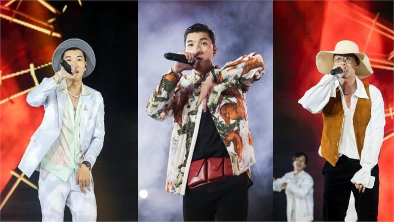 'Trai đẹp' 'King of Rap' biến hóa thành chàng quý tộc Đôn Kihote trong màn solo của mình