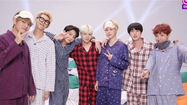 3 bài hát của BTS lọt vào top 50 bài hát được nhiều người tìm nghe trước khi ngủ