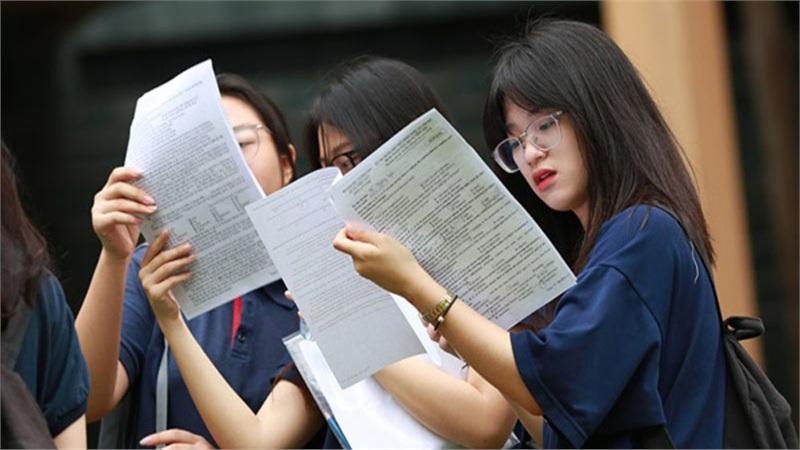 'Mưa điểm cao' kỳ thi tốt nghiệp có 'làm khó' các trường đại học?