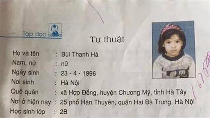 Sự thật về cô bé đeo bờm hồng xuất hiện trong sách Tiếng Việt lớp 2 ngày trước