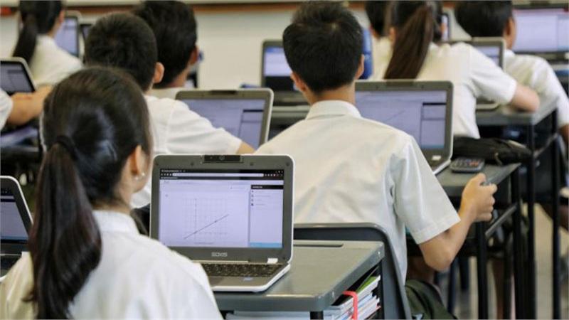 Học sinh Singapore sợ thi hơn sợ Covid-19