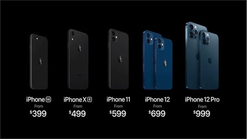 Giá iPhone 12 dự kiến từ 21,49 triệu đồng ở Việt Nam, fan thi nhau đặt gạch