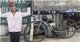 Cô gái đạp xe xuyên Việt bất ngờ gặp nạn phải nhập viện 10 ngày: Dũng cảm hay không biết tự lượng sức mình?