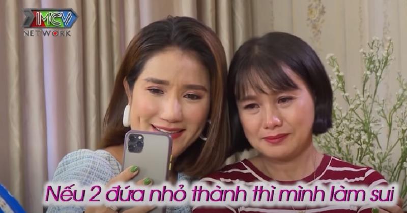 Giấu người thân lén đi hẹn hò, chàng giám đốc khiến mẹ bật khóc nức nở trên sóng truyền hình