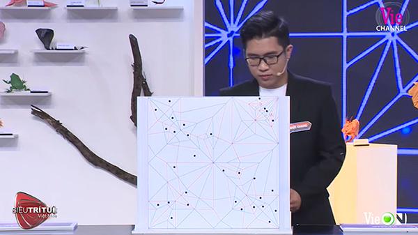 Từ niềm yêu thích mô hình, thí sinh 'Siêu trí tuệ Việt Nam' viết nên điều phi thường chứng tỏ năng lực không gian siêu đỉnh