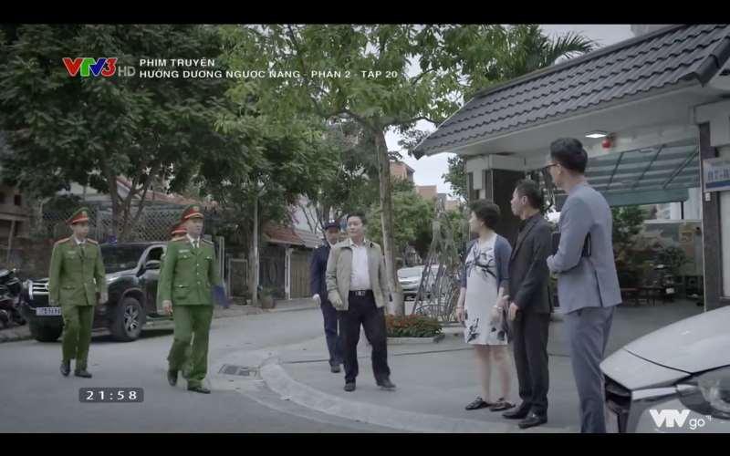 Hướng dương ngược nắng' tập 50: Vỹ bị công an bắt, ông Vụ 'lật mặt' phút  chót, Hoàng điếng người vì bị phản bội