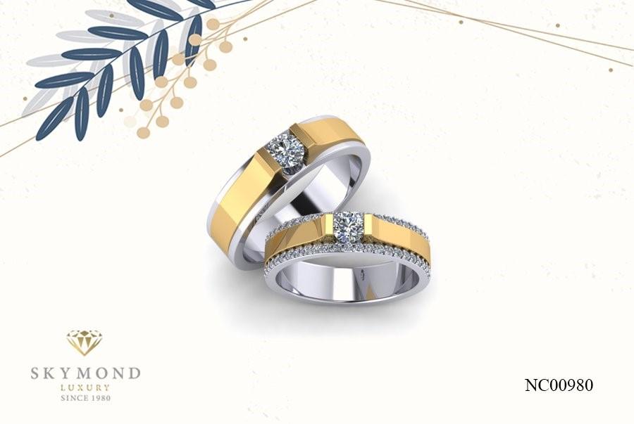 Làm thế nào mua nhẫn cưới để cả hai vừa ý