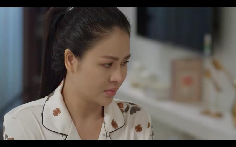'Hướng dương ngược nắng' trailer tập 36: Bị Kiên cười chế giễu chuyện có thai với Vỹ, Châu tuyên bố 'đến cả cái tát anh cũng không xứng nữa' 5