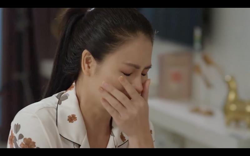 'Hướng dương ngược nắng' trailer tập 36: Bị Kiên cười chế giễu chuyện có thai với Vỹ, Châu tuyên bố 'đến cả cái tát anh cũng không xứng nữa' 6