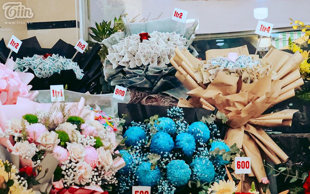 Một số loại hoa 'hút khách' ngày lễ