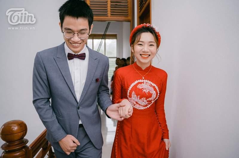 Chuyện tình yêu '1111' của cặp đôi hiện vẫn là đề tàithu hút sự chú ýcủa cư dân mạng
