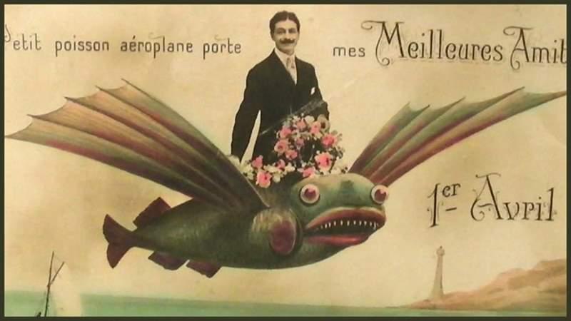 Ngày Cá tháng Tư có nguồn gốc từ nước Pháp