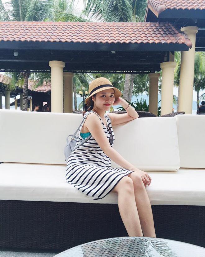Ngô Mai Nhuệ Giang - vợ sắp cưới của Xuân Trường là ai? 8