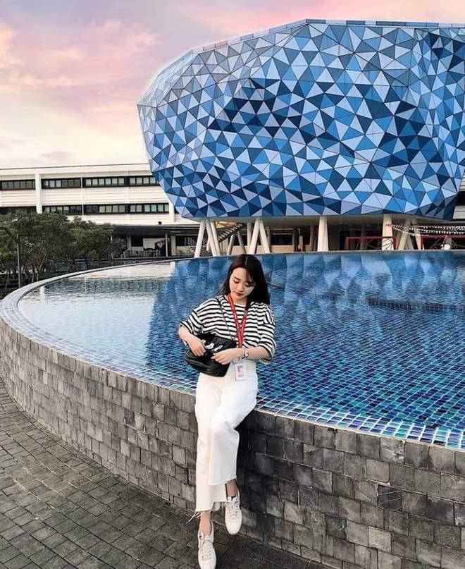 Ngô Mai Nhuệ Giang - vợ sắp cưới của Xuân Trường là ai? 6