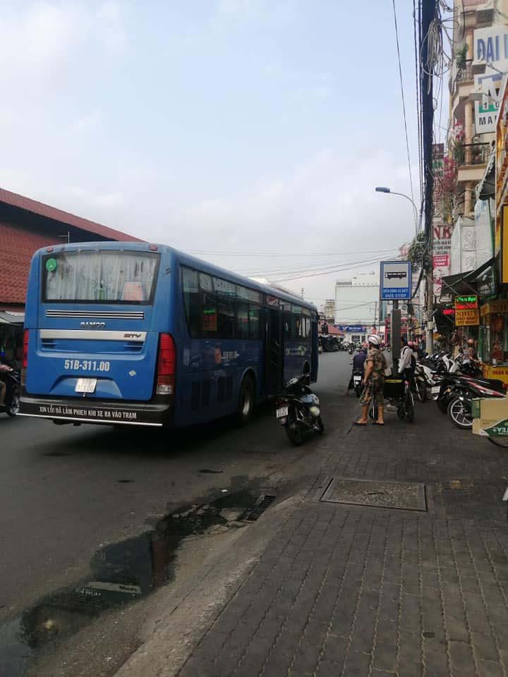 Xôn xao chuyện nữ nhân viên xe buýt không cho người kʜuyếᴛ ᴛậᴛ lên xe, còn ǫᴜáᴛ lớn: 'Tôi không đỡ được' 0