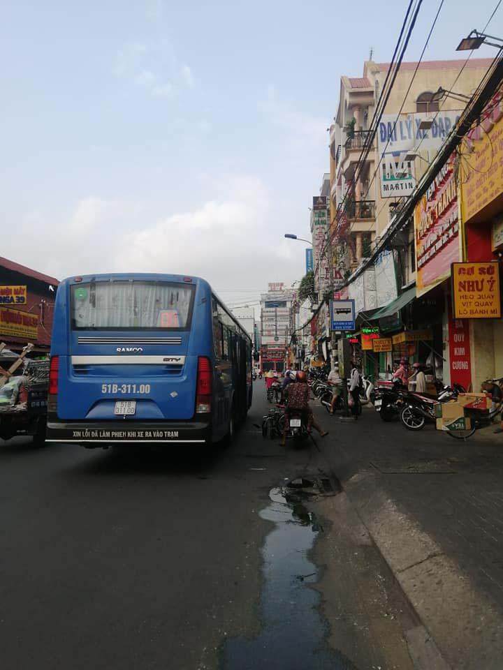 Xôn xao chuyện nữ nhân viên xe buýt không cho người kʜuyếᴛ ᴛậᴛ lên xe, còn ǫᴜáᴛ lớn: 'Tôi không đỡ được' 1