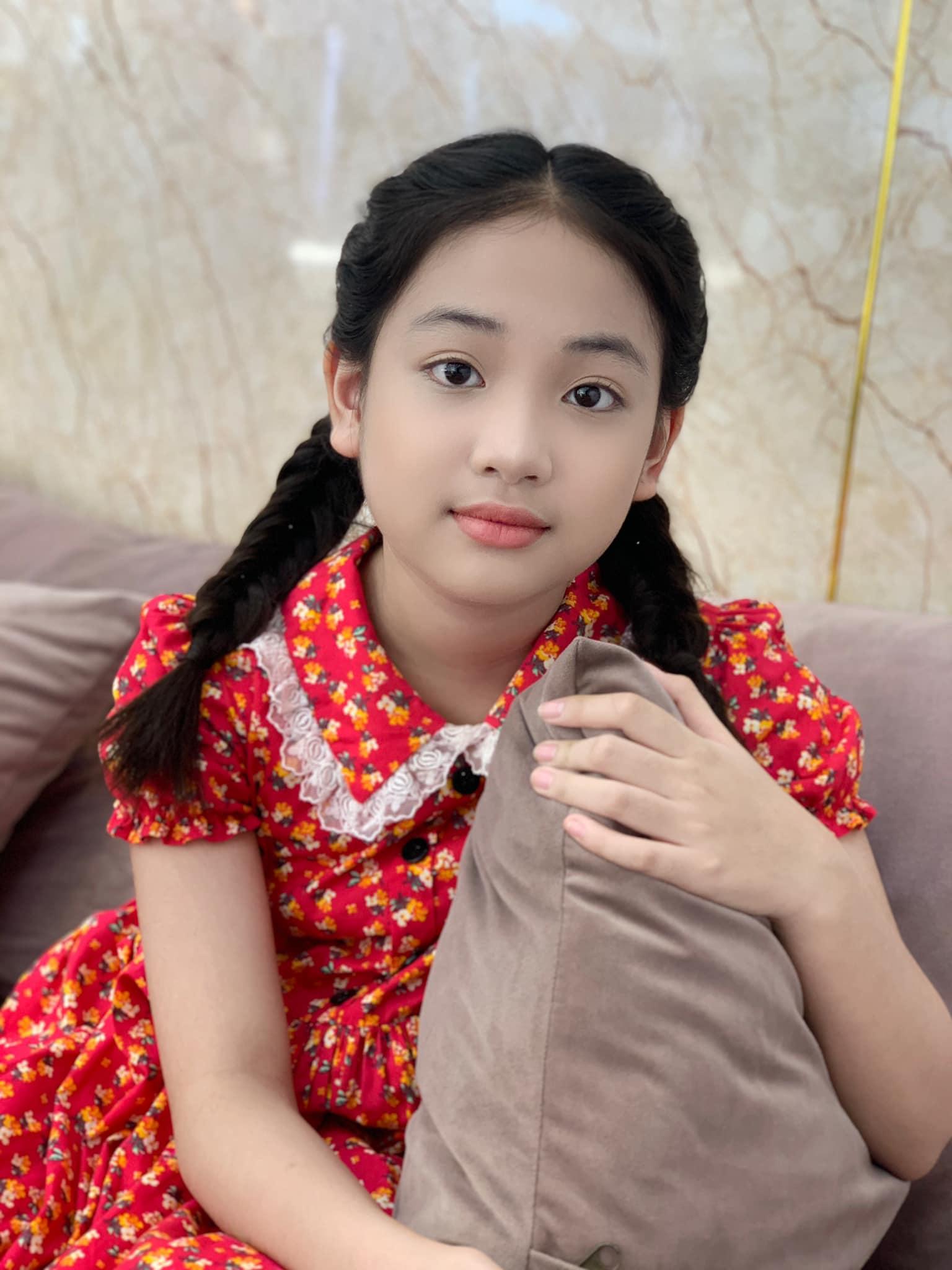Hình ảnh về nhân vật mới của Hà Anhđược tiết lộ